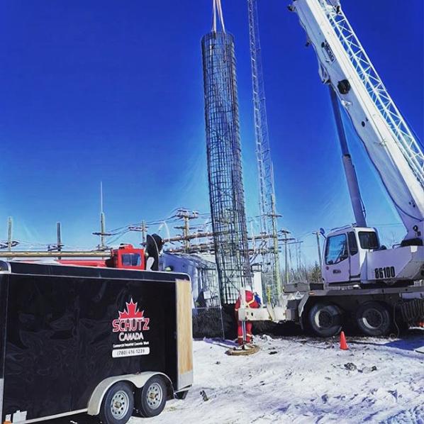 "Screenshot_2019-01-30 Universal Rig on Instagram ""#piling #rebarcage #universalrig #crane #construction #pilingrig"""
